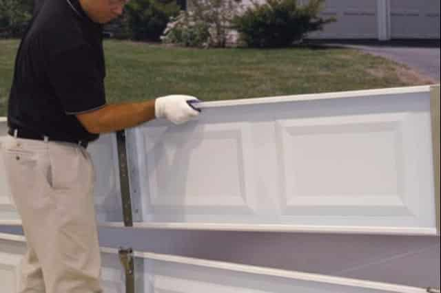 With other steel doors you will have to ensure a good surface finish. Wood too will rot unless protected. Plastic panels will need replacing. & Installation | Goliath Garage Door Repair